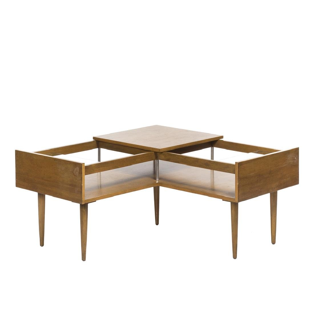 Milo Baughman Corner Table