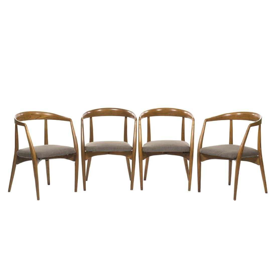 Lawrence Peabody Dining Chairs (4)