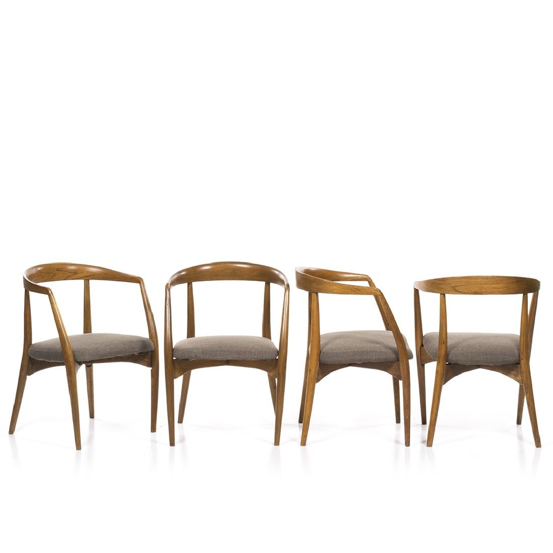 Lawrence Peabody Dining Chairs (4) - 2