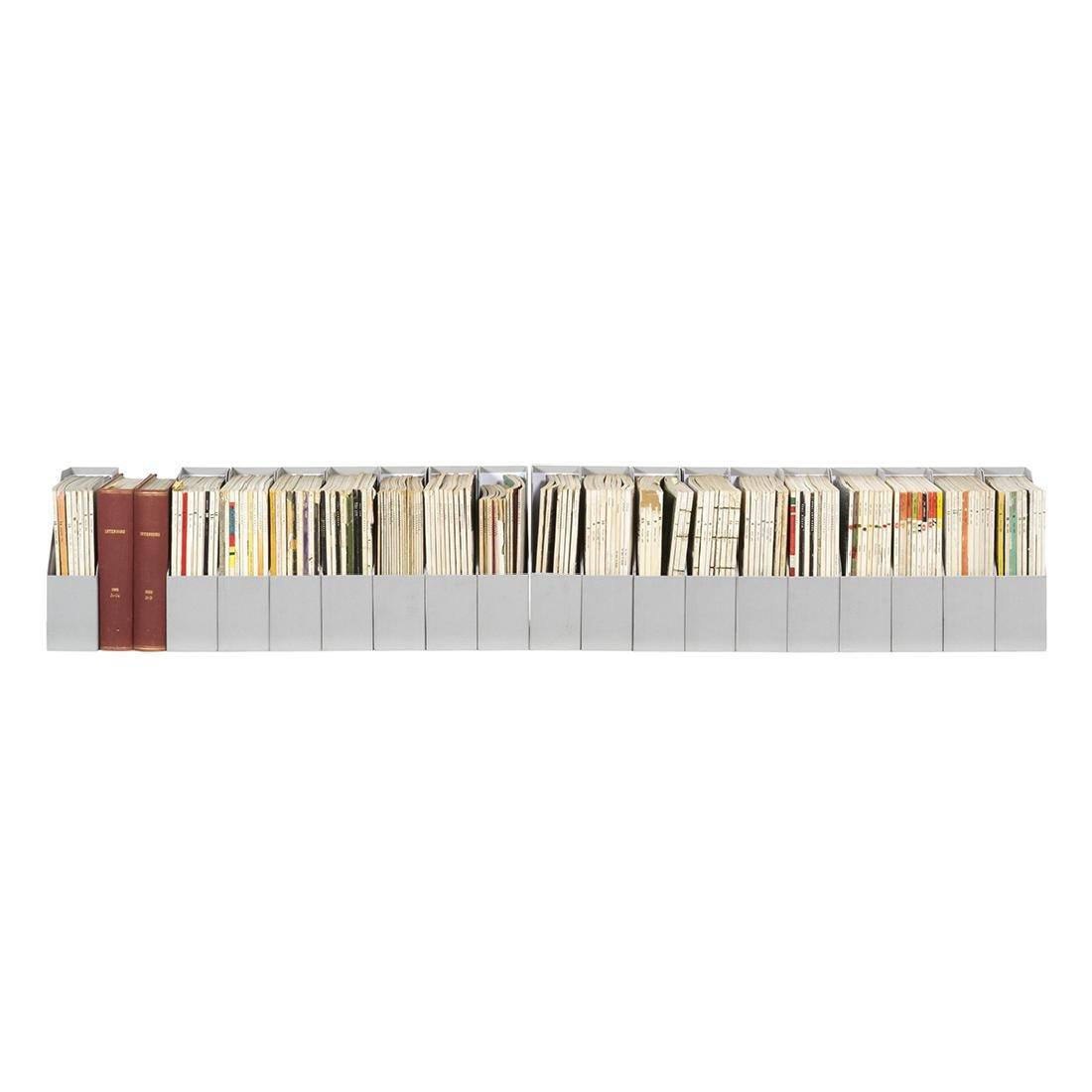 Interiors Magazines 1942-1971