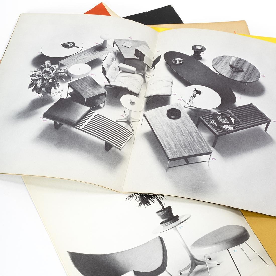 Herman Miller 1959 and 1961 Catalogs - 2
