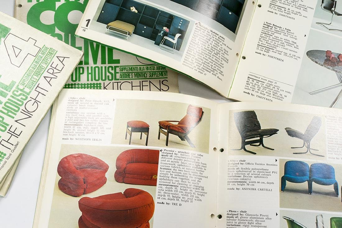 Mid-Century Design Catalogs - 2