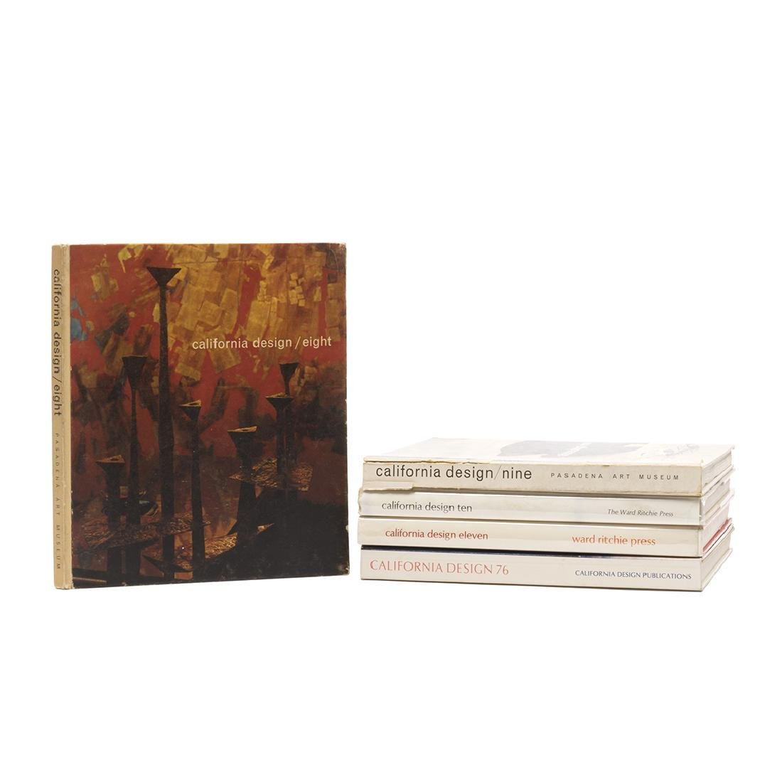CA Design Catalogs, Complete Set (5)