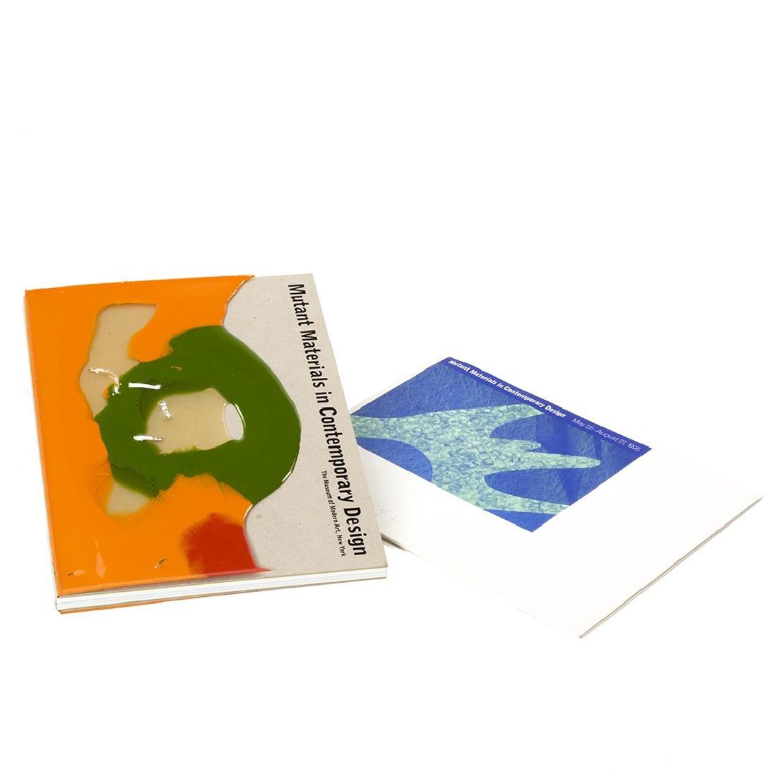 Gaetano Pesce Mutant Materials Catalog
