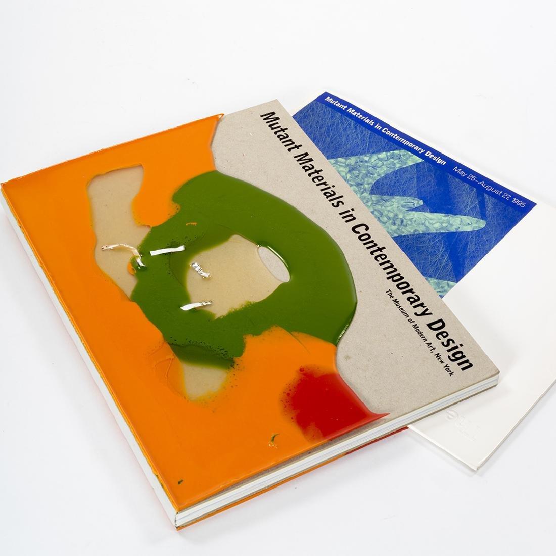 Gaetano Pesce Mutant Materials Catalog - 3