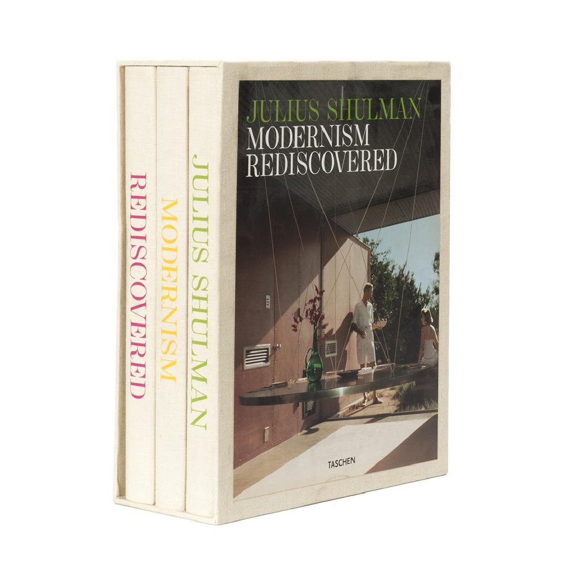 Julius Shulman Modernism Rediscovered Boxed Set