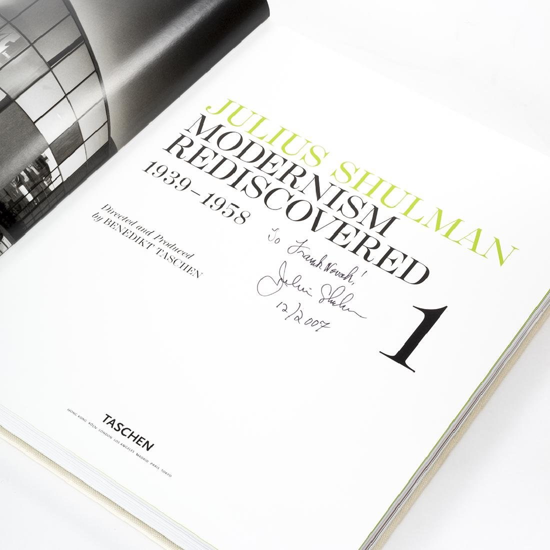 Julius Shulman Modernism Rediscovered Boxed Set - 2
