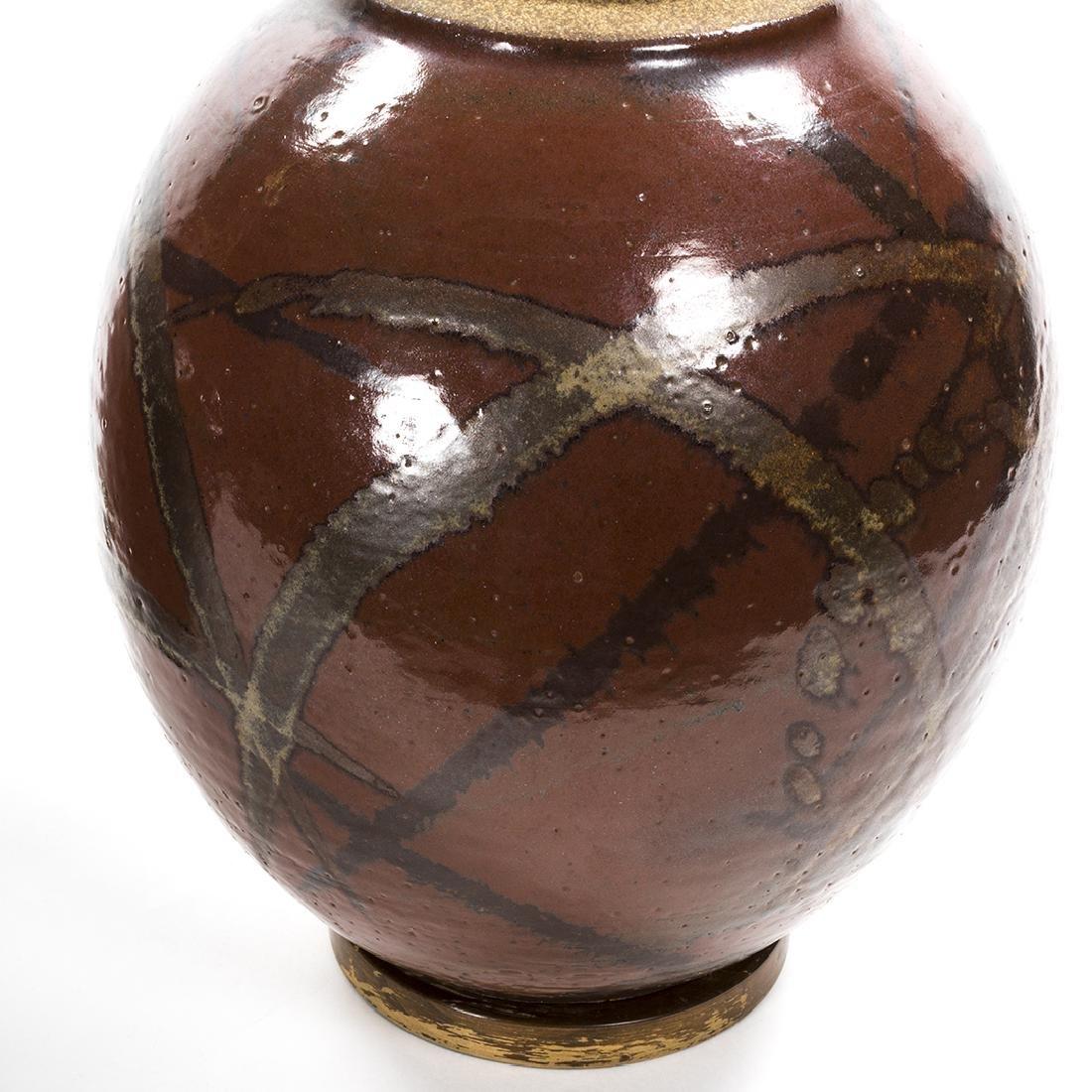 Brent Bennett Stoneware Lamps (2) - 2