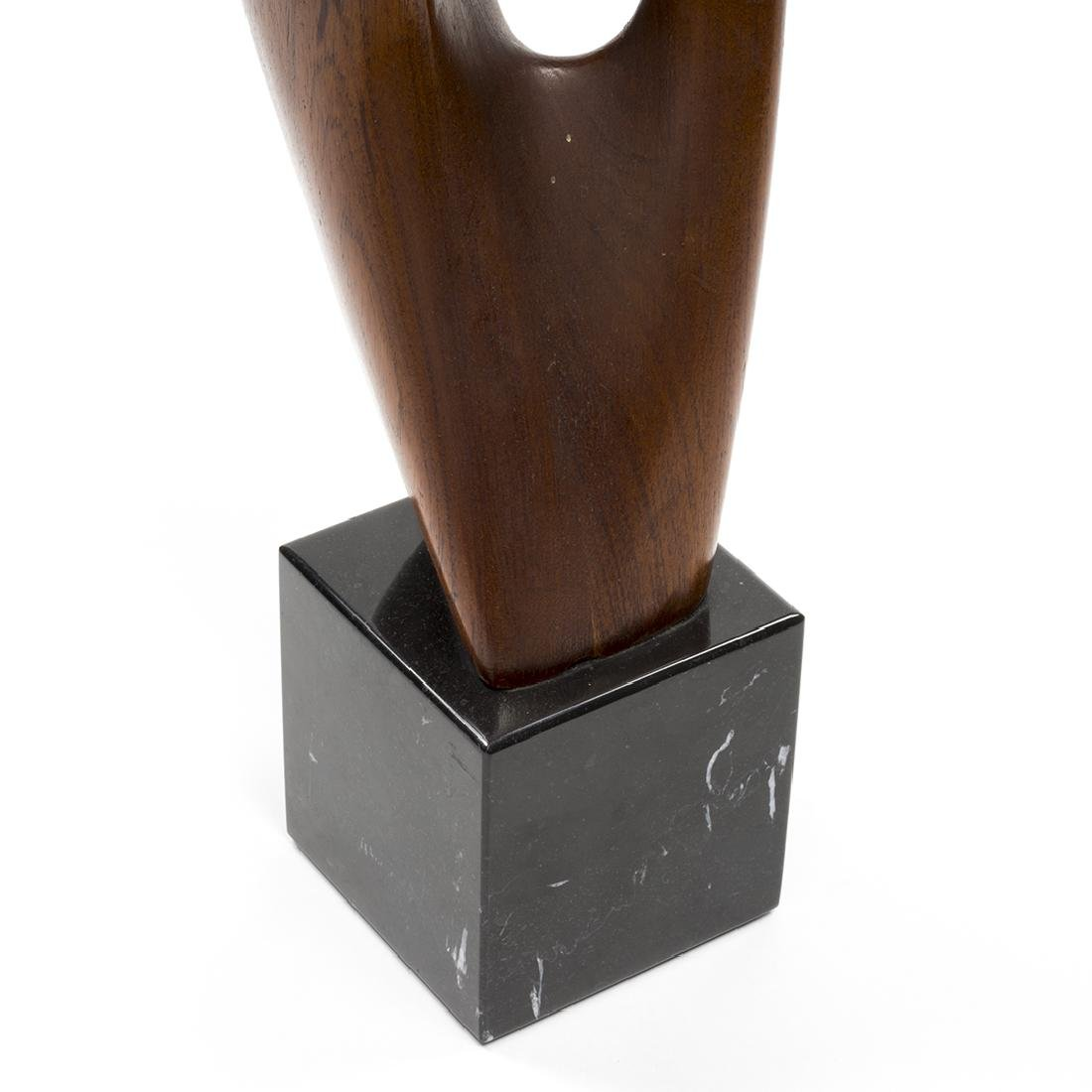Abstract Wood Sculpture - 5