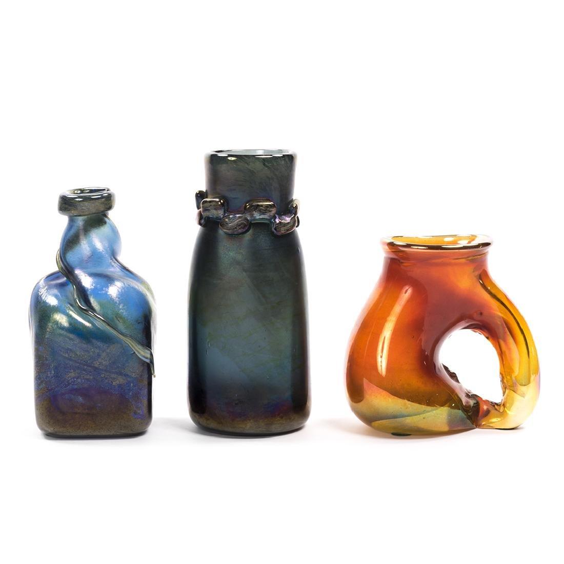 Kim Newcomb Glass Vessels
