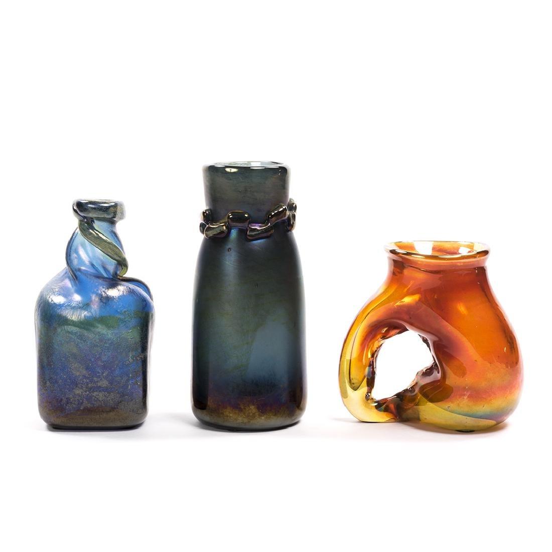 Kim Newcomb Glass Vessels - 2
