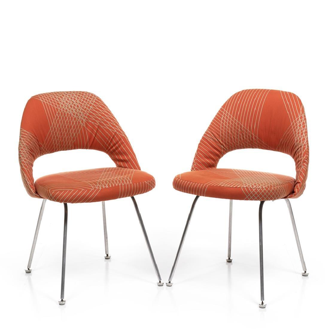 Eero Saarinen Executive Chairs