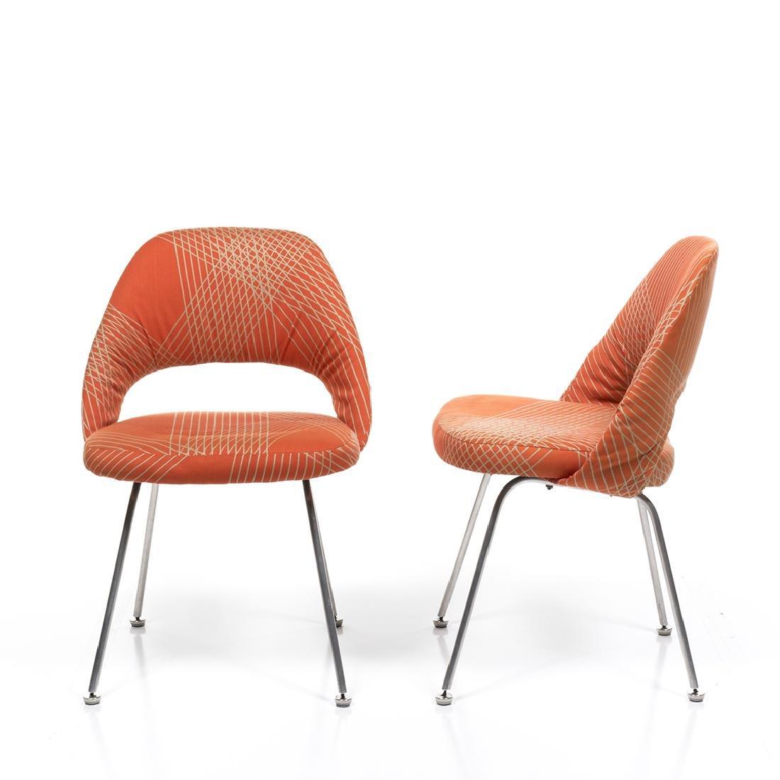 Eero Saarinen Executive Chairs - 2