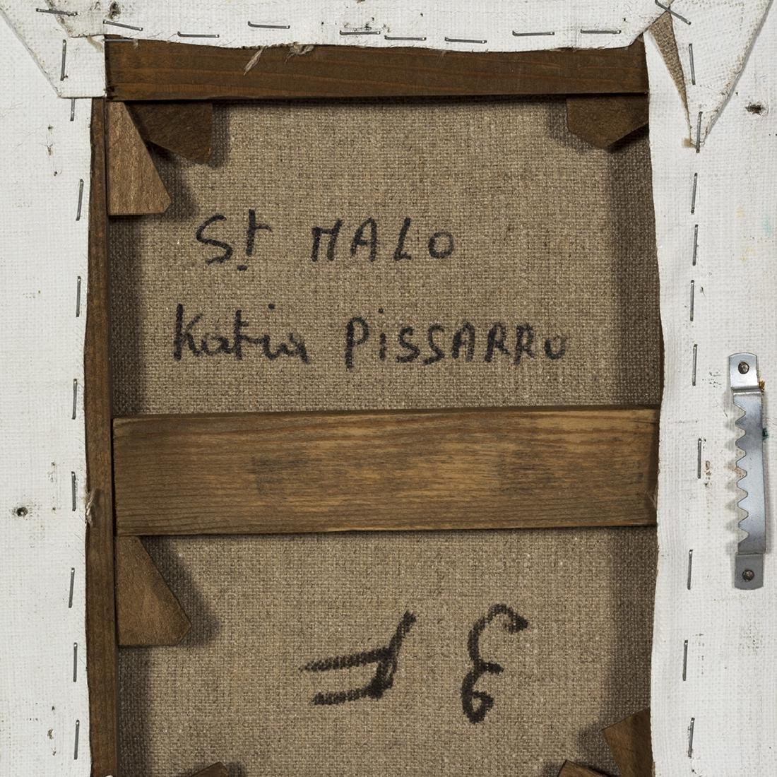 Katia Pissarro St. Halo Oil Painting - 4