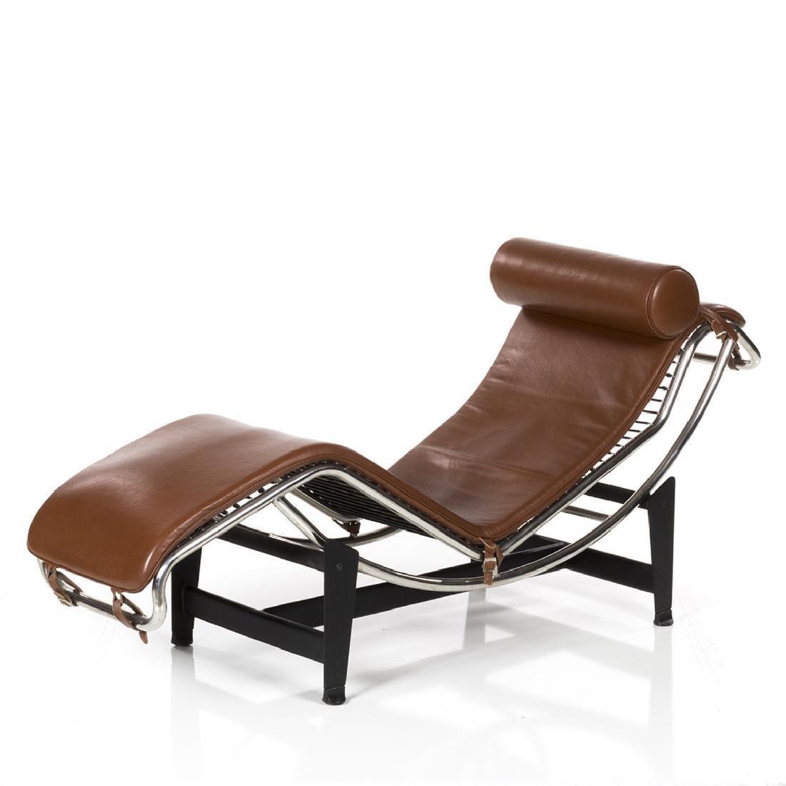 Le Corbusier Chaise Lounge - 3