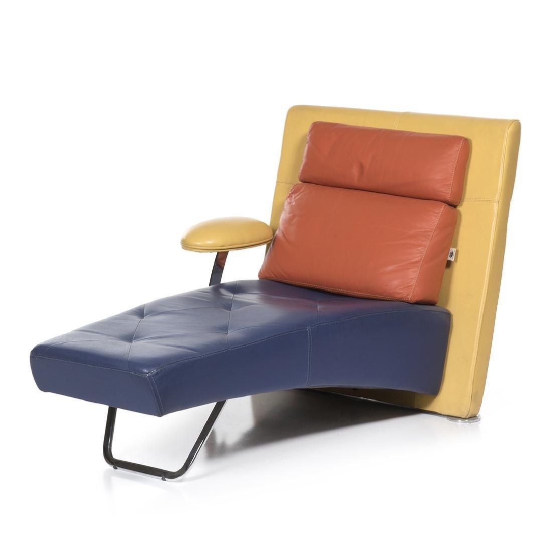 Gamma Arredamenti Chaise Lounge
