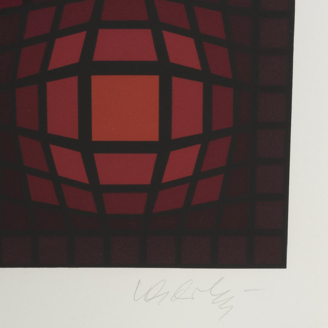 Victor Vasarely Serigraph - 2