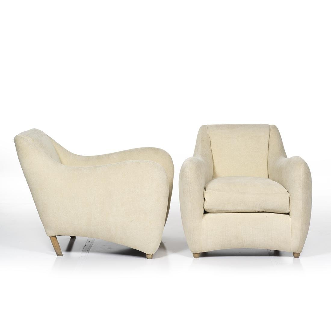 Matthew Hilton Balzac Chairs (2) - 2