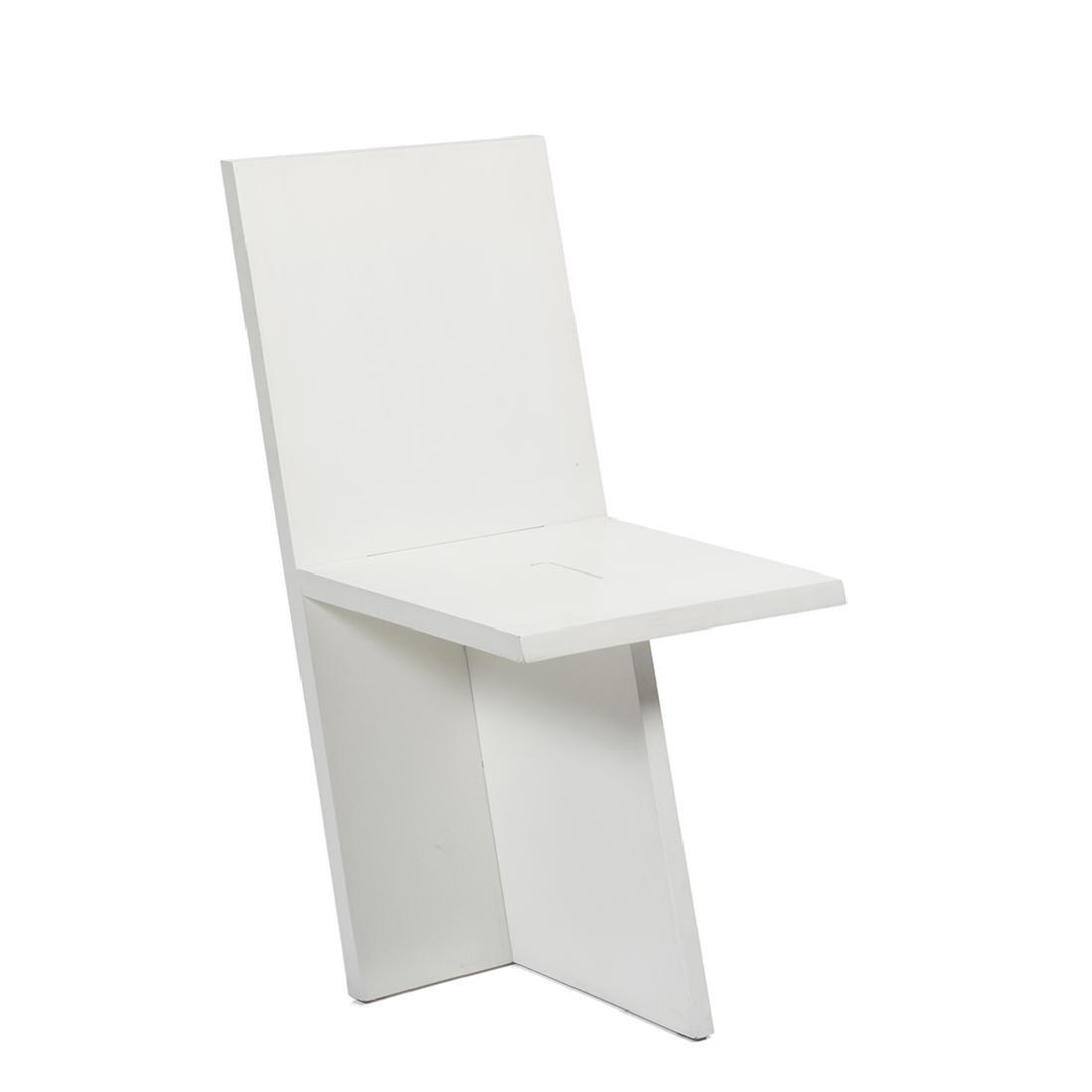 Ladislav Czernek Prototype Plank Chair