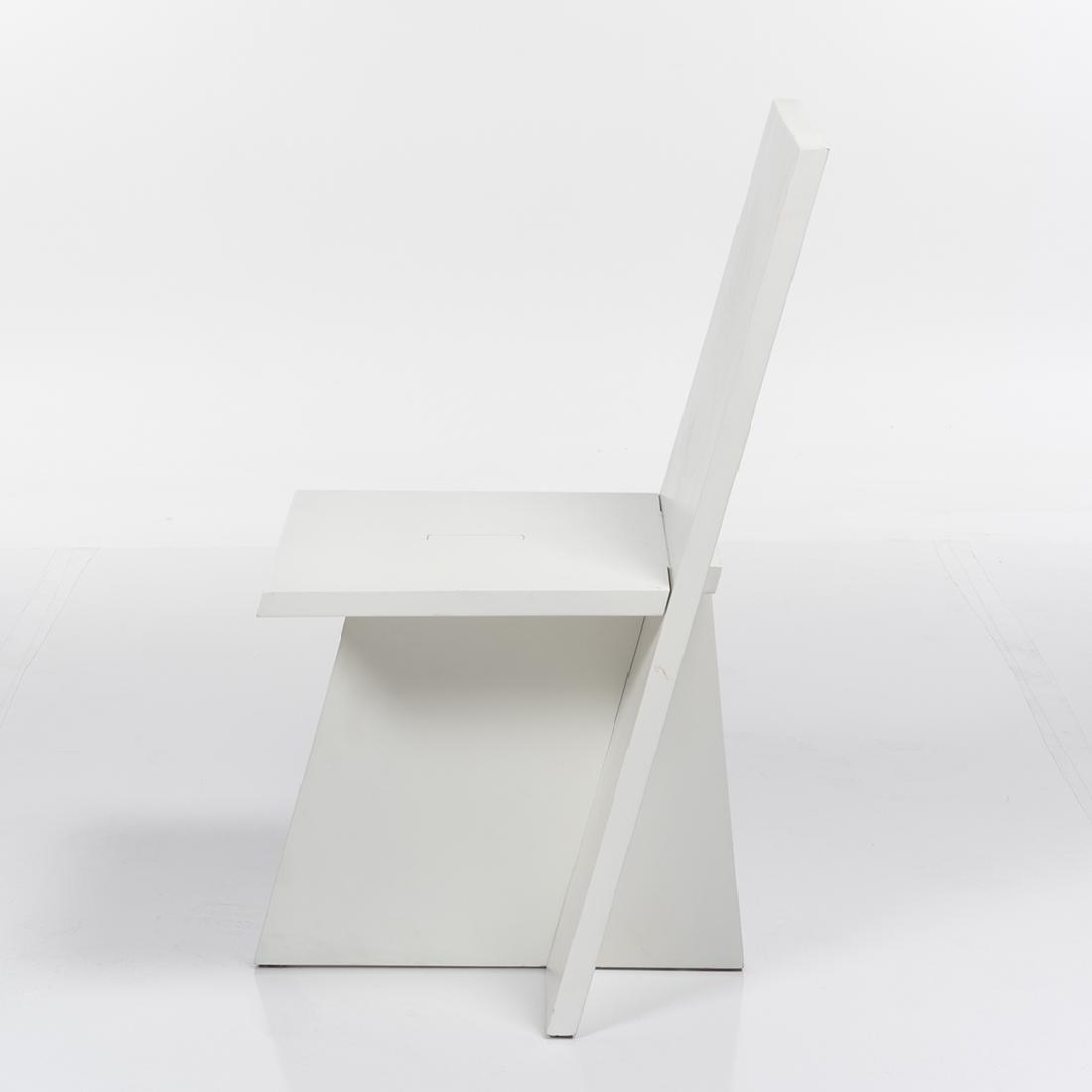 Ladislav Czernek Prototype Plank Chair - 2