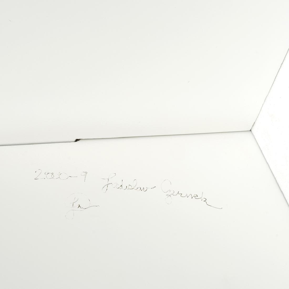 Ladislav Czernek Prototype Plank Chair - 6