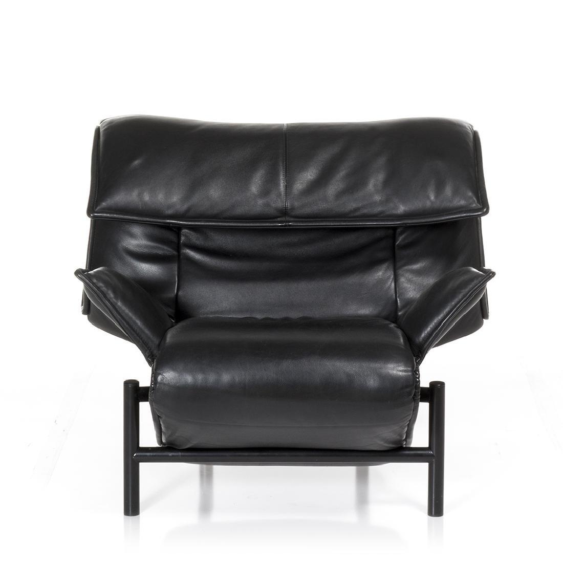 Vico Magistretti Veranda Lounge Chair - 3