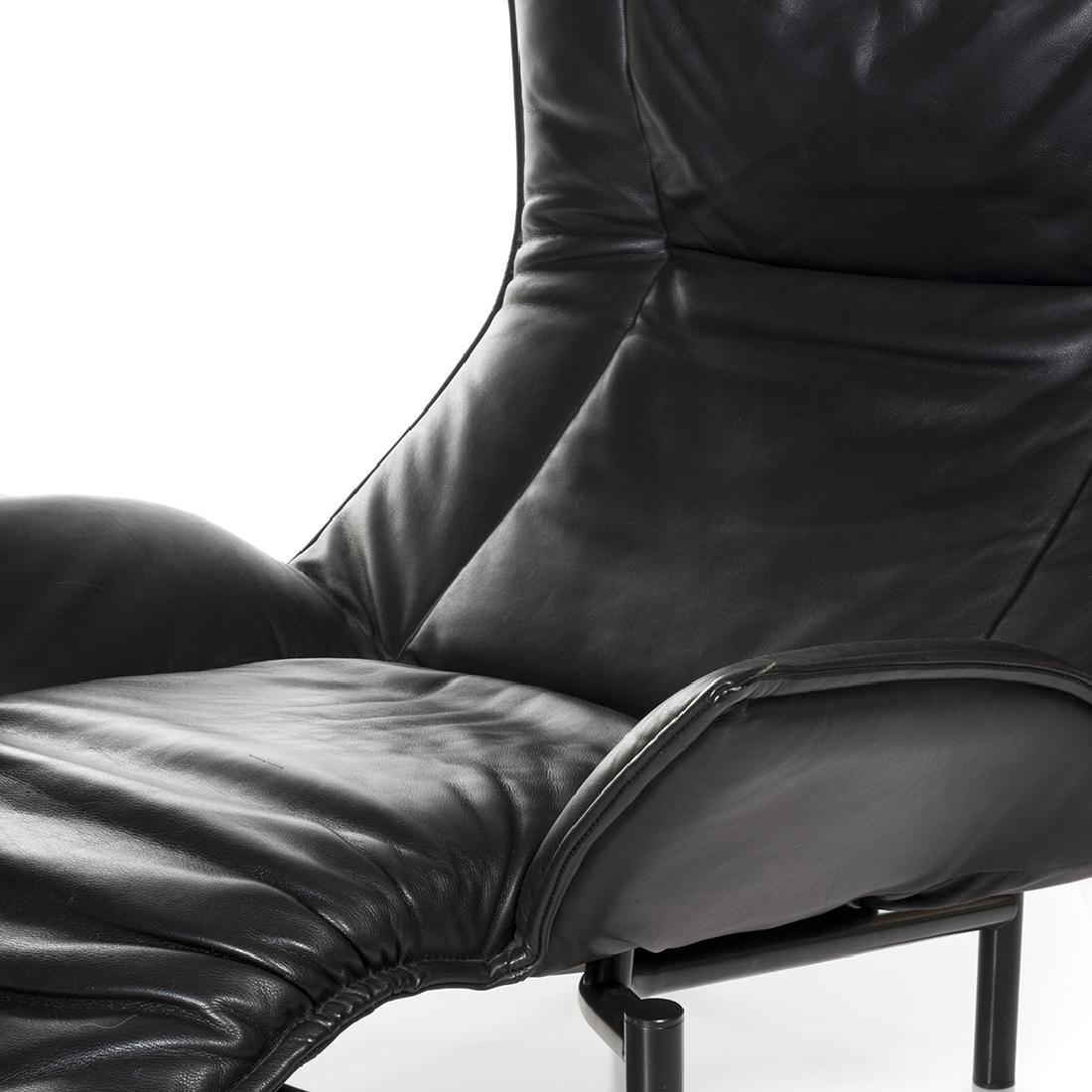 Vico Magistretti Veranda Lounge Chair - 7