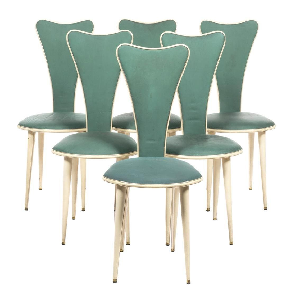 Umberto Mascagni Dining Chairs
