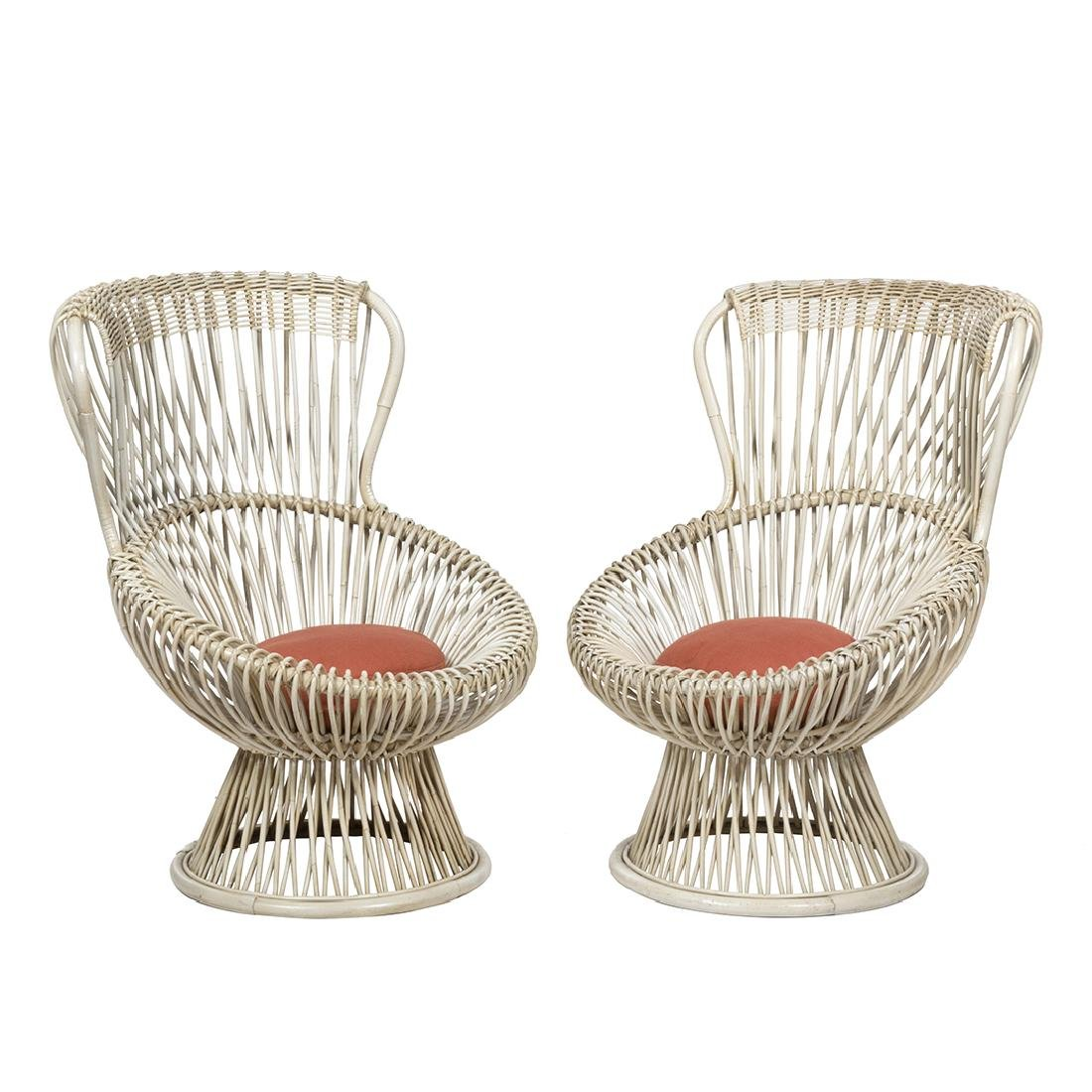 Franco Albini Margherita Chairs (2)