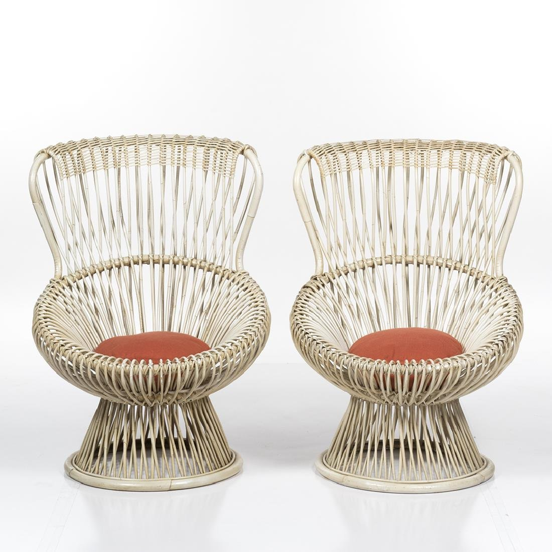 Franco Albini Margherita Chairs (2) - 2