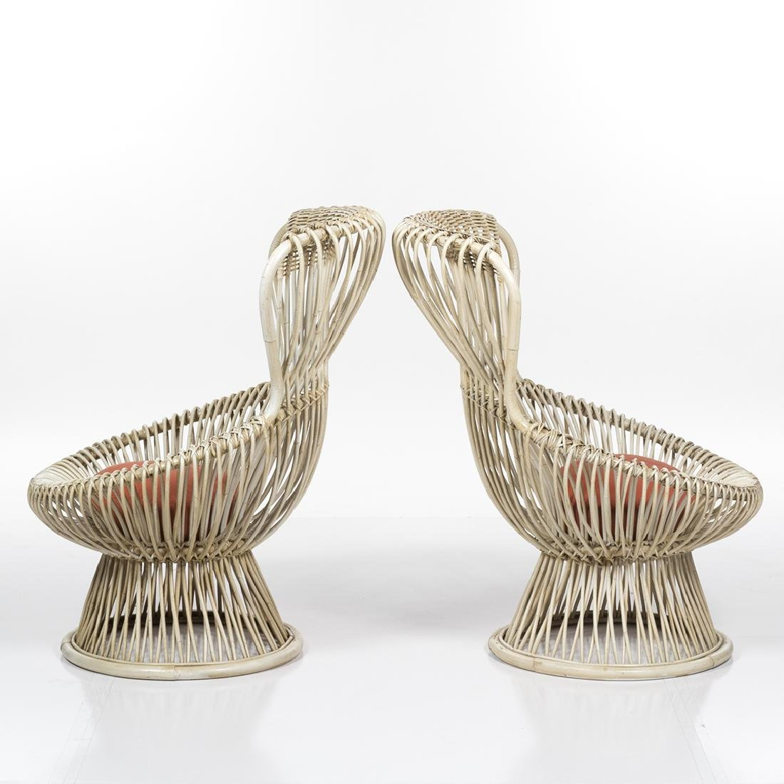 Franco Albini Margherita Chairs (2) - 3