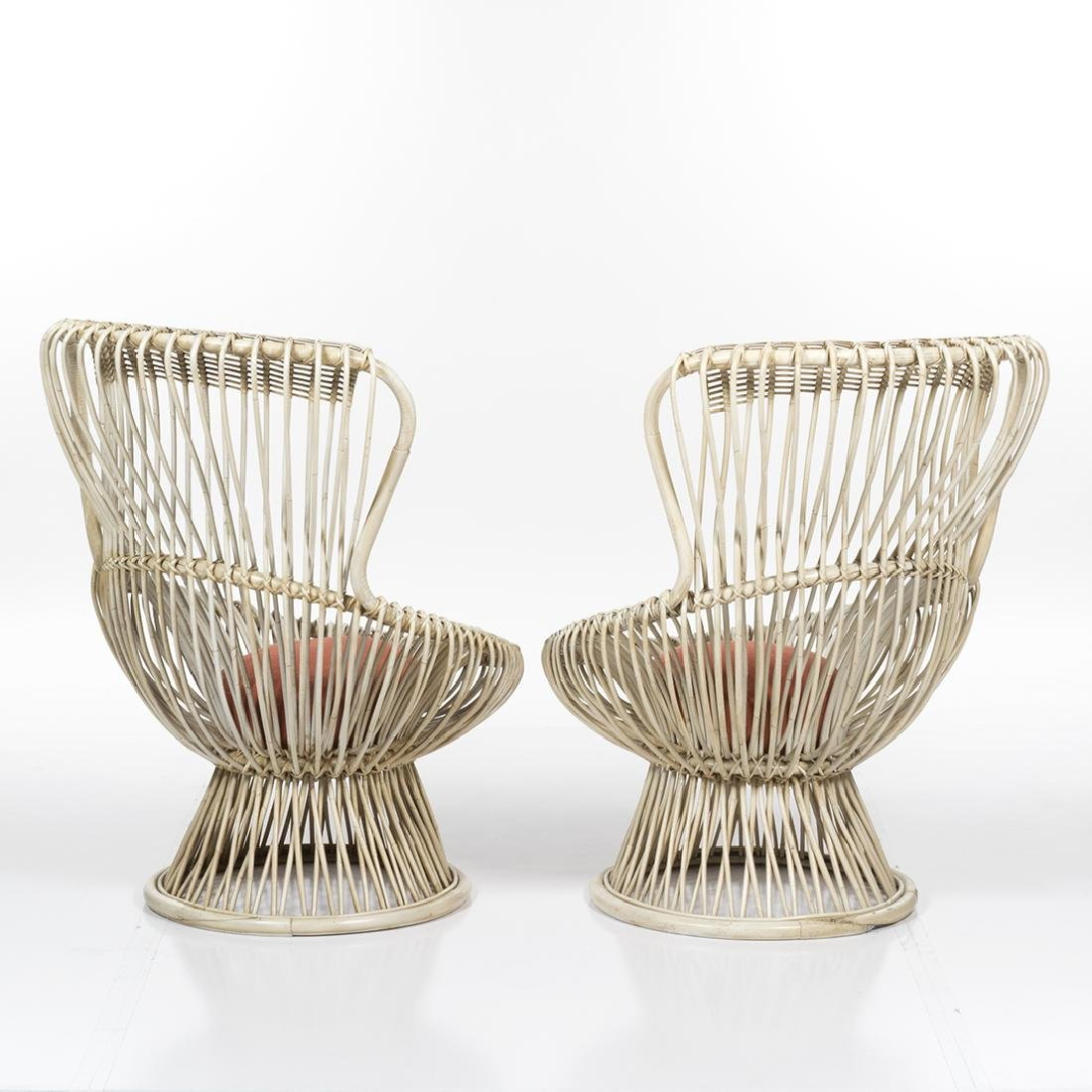 Franco Albini Margherita Chairs (2) - 4