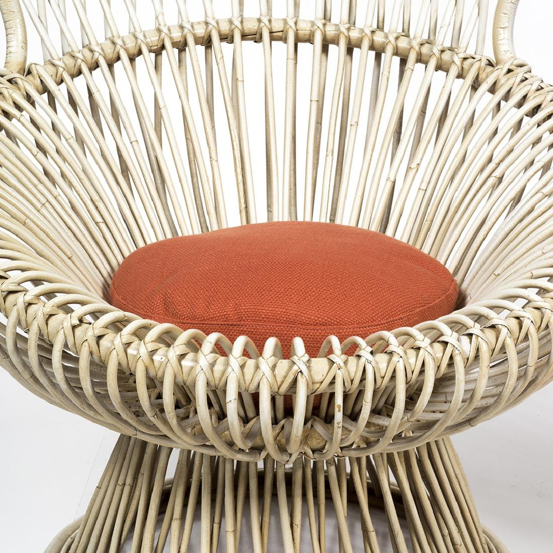 Franco Albini Margherita Chairs (2) - 7