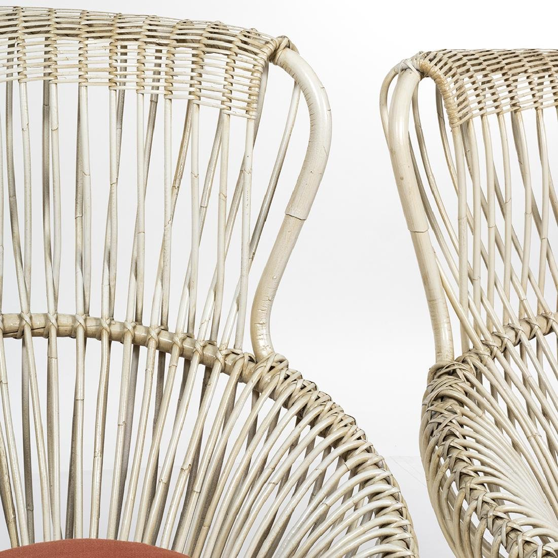 Franco Albini Margherita Chairs (2) - 9