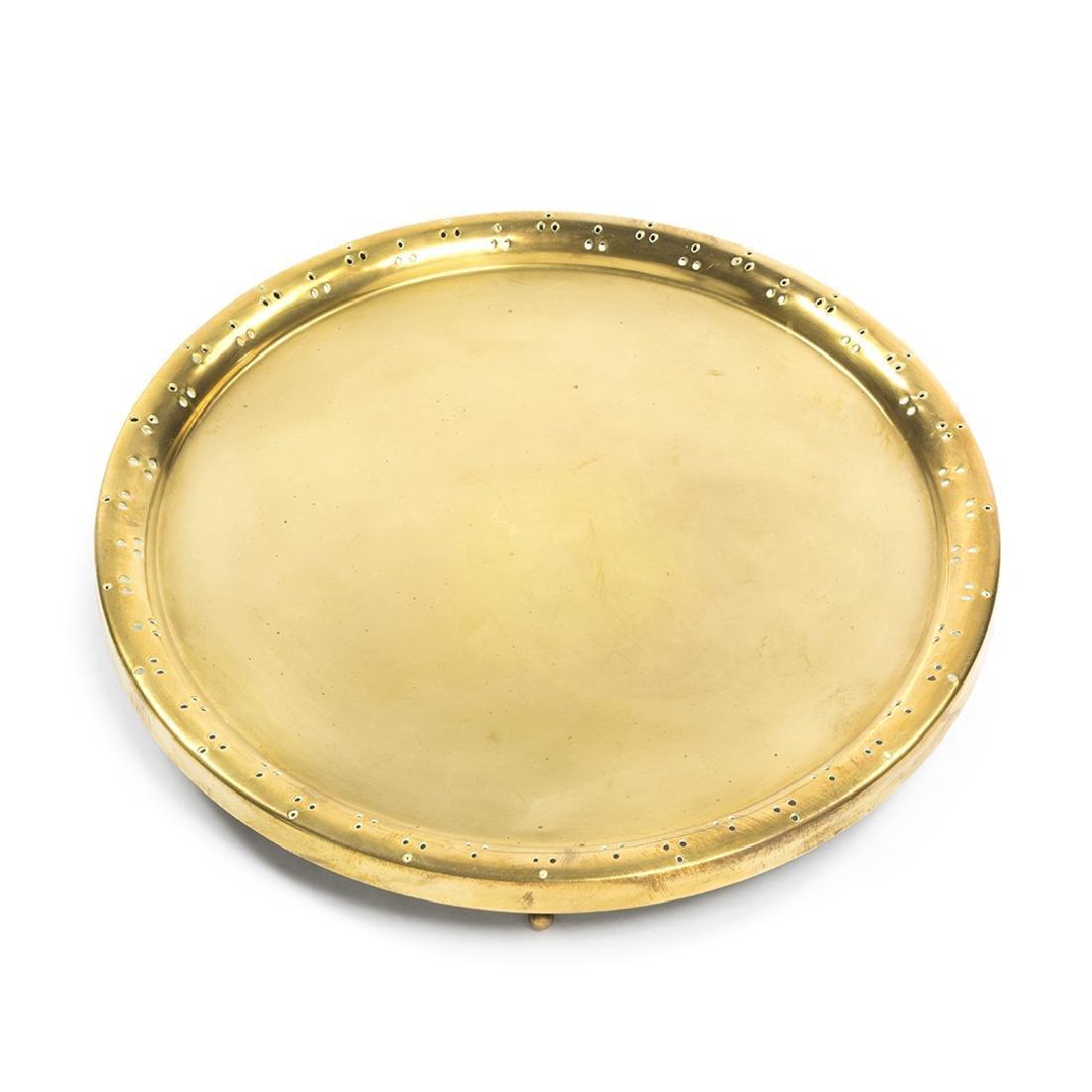 Italian Brass Dish