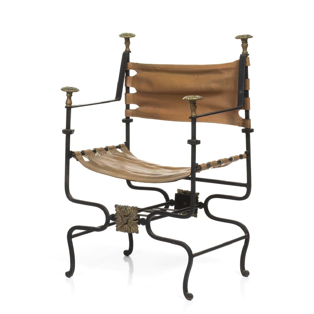 Savonarola Chair