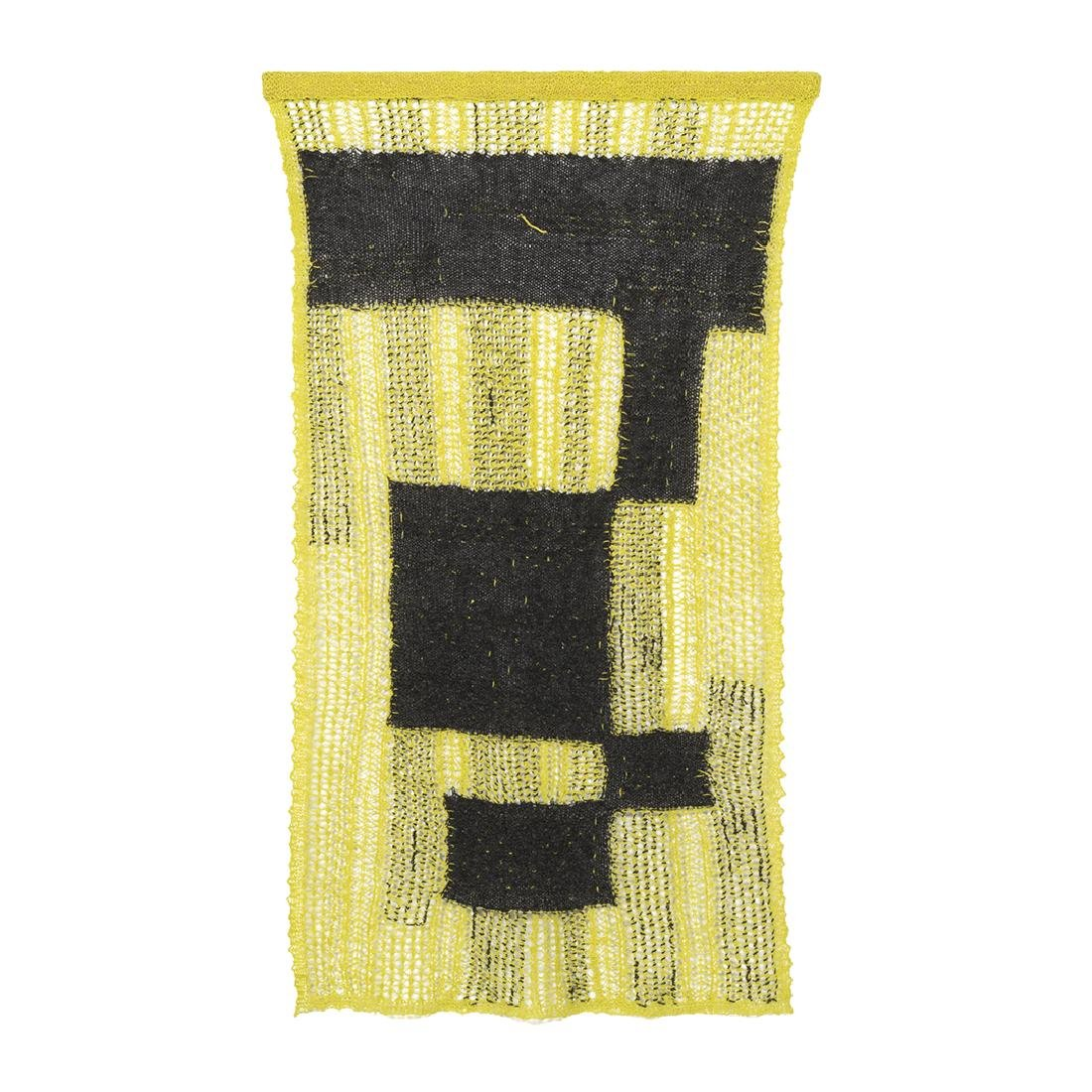 Woven Textile Wall Hanging