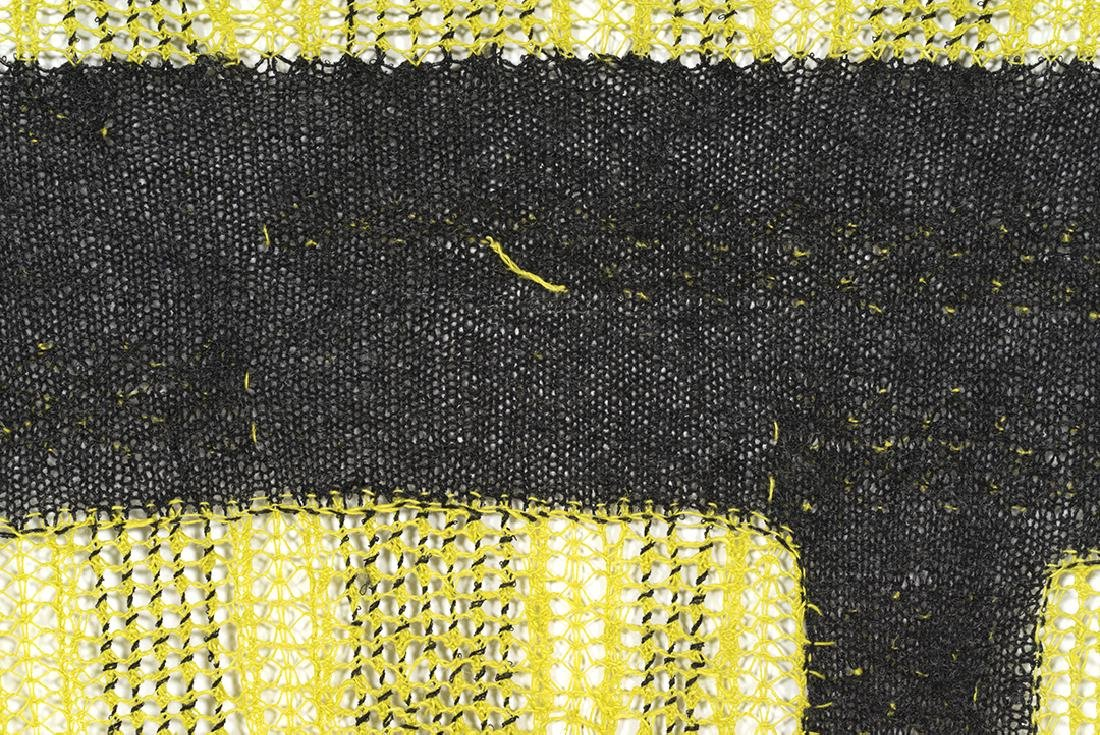 Woven Textile Wall Hanging - 3