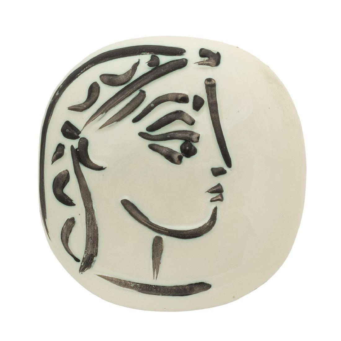 Picasso Profil de Jacqueline