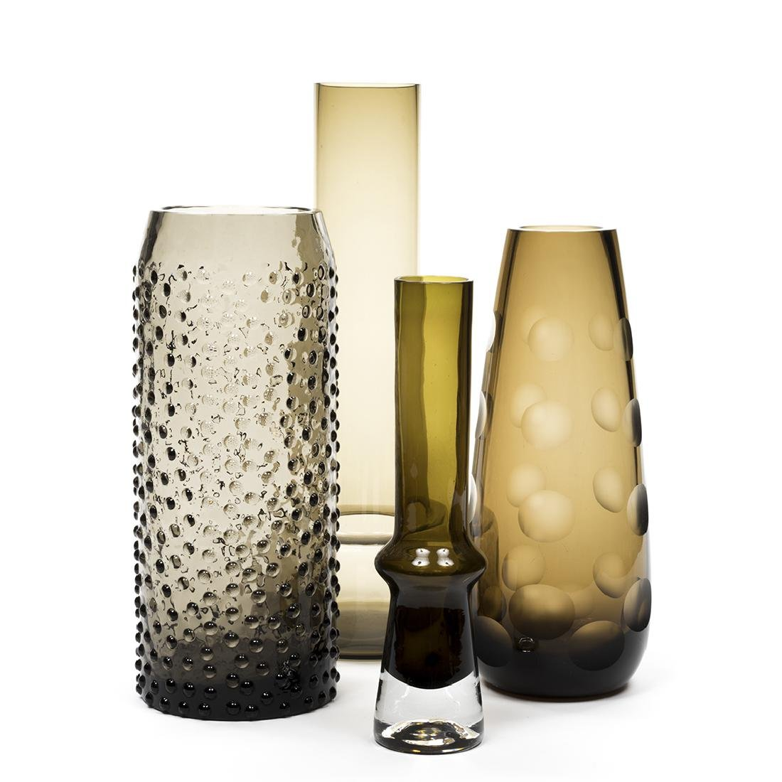 Modernist Smoked Glass (5) - 2
