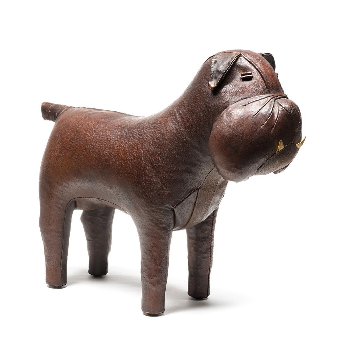 Dimitri Omersa Leather Bulldog