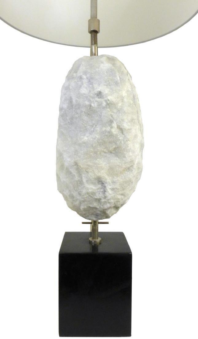 Laurel Quartz Table Lamp - 2