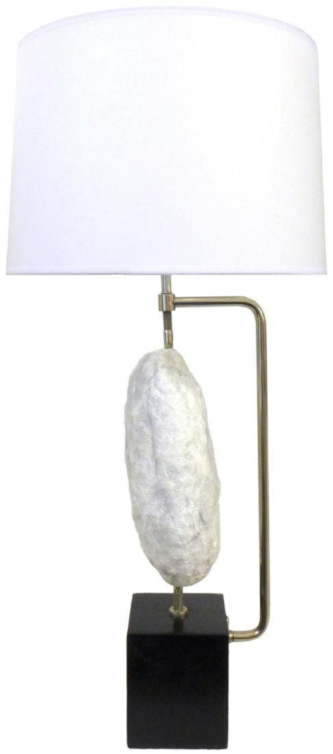 Laurel Quartz Table Lamp - 4