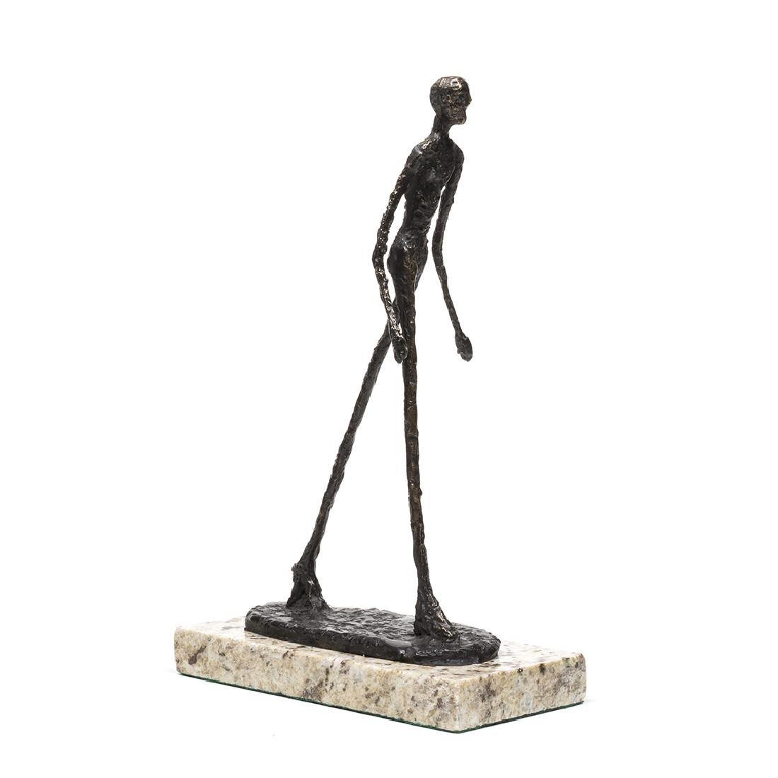 Alberto Giacometti Walking Man Sculpture - 3