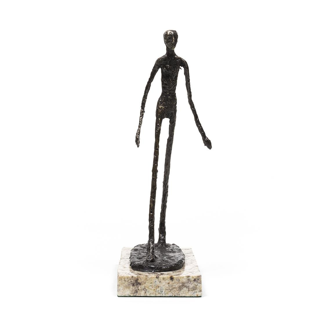 Alberto Giacometti Walking Man Sculpture - 4