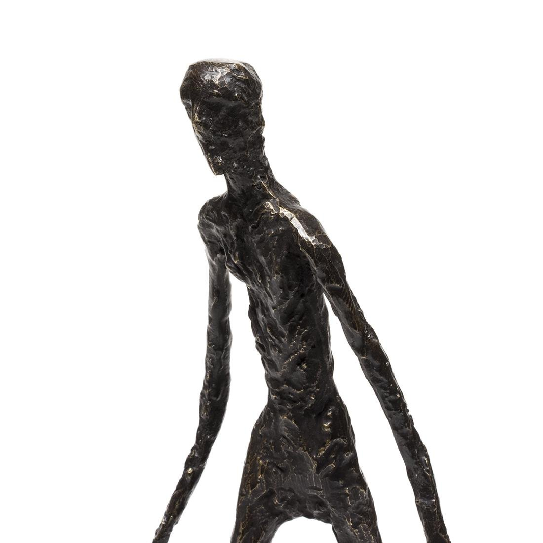 Alberto Giacometti Walking Man Sculpture - 5