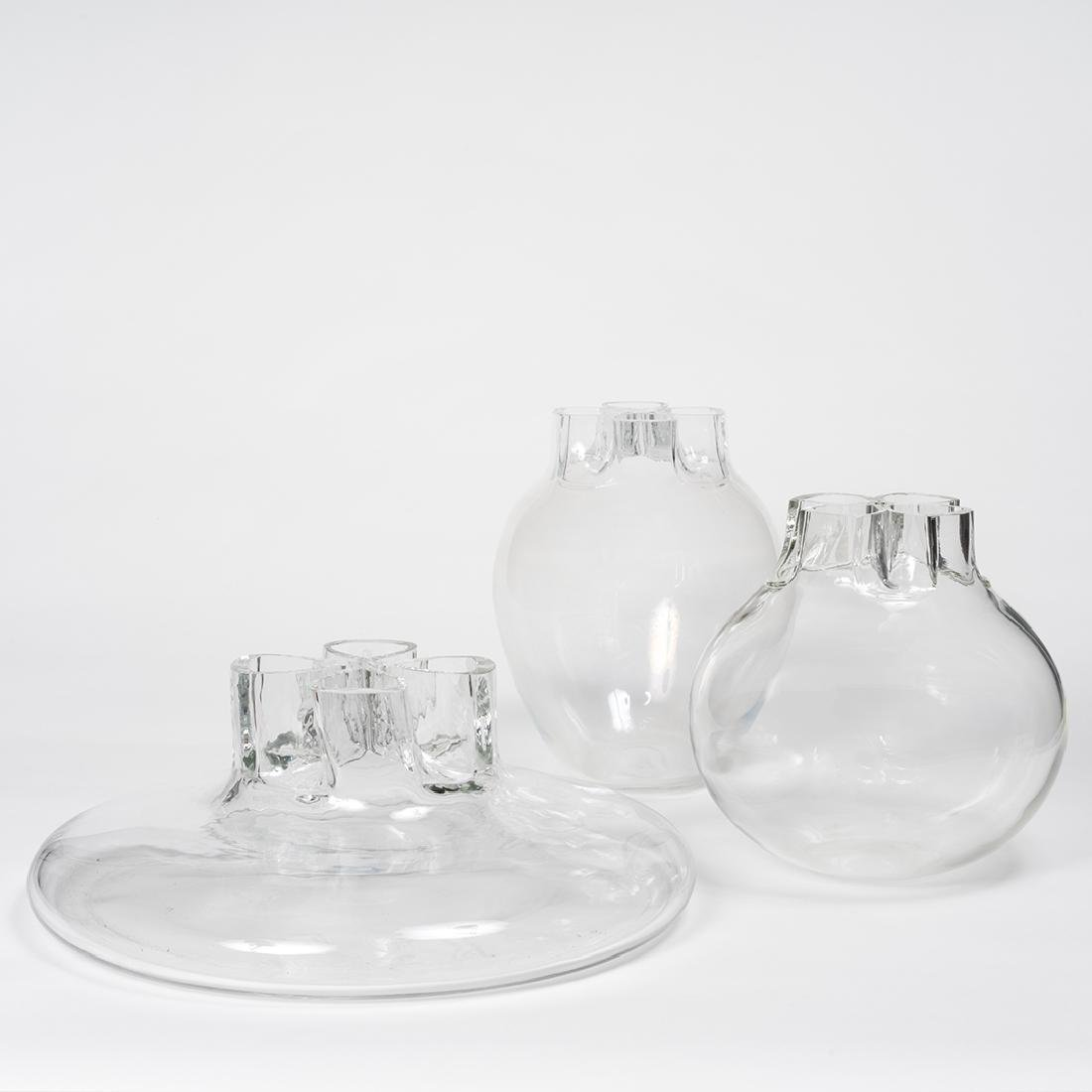 Flavio Barbini Quattro Fori Vases (3)