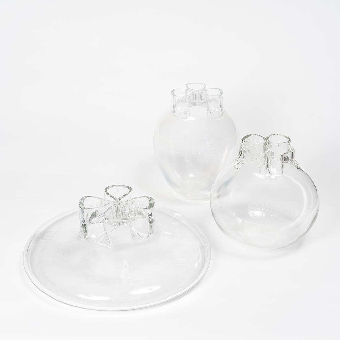Flavio Barbini Quattro Fori Vases (3) - 2
