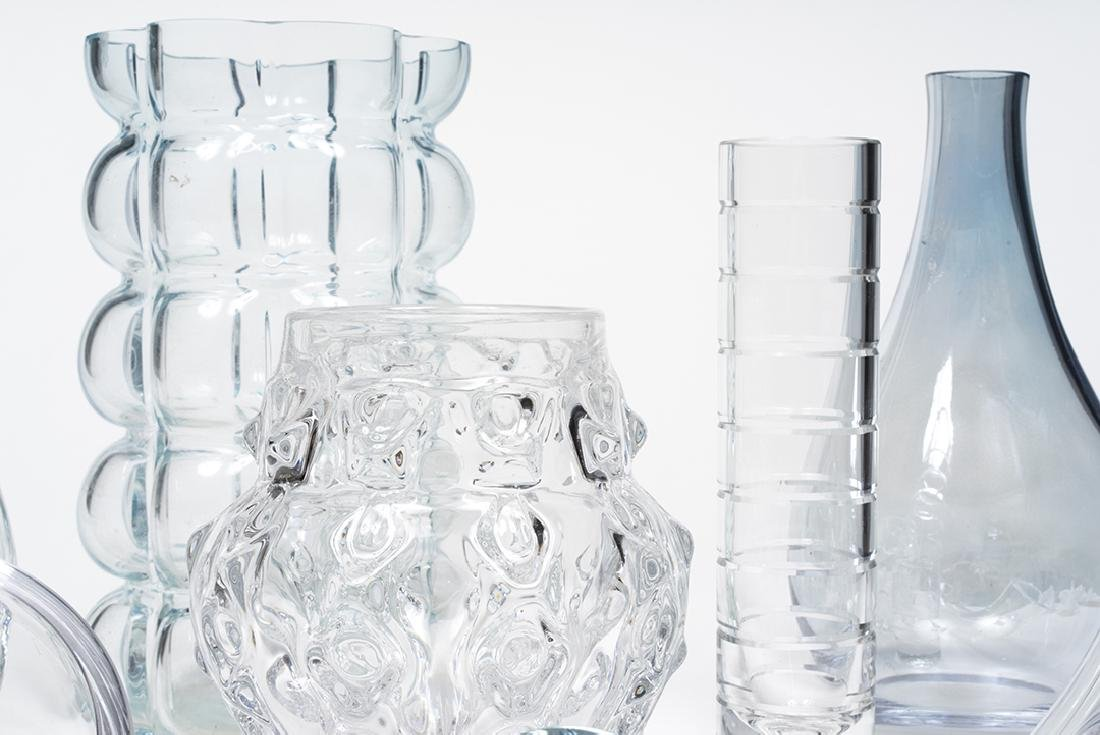 Modernist Clear Glass (8) - 2