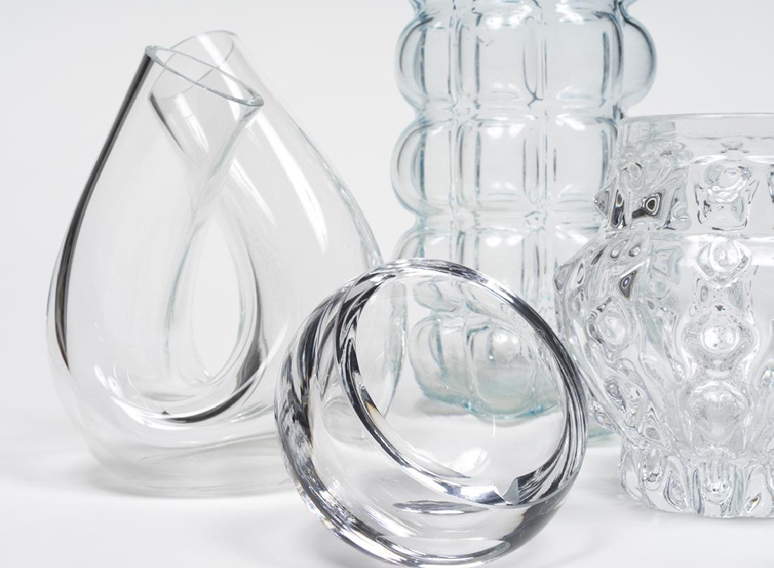 Modernist Clear Glass (8) - 3